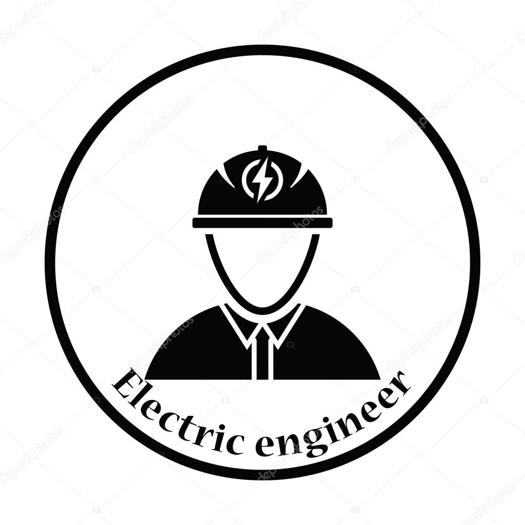 Electrical Plan Icon