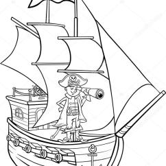 The Titanic Parts Diagram Cat5 Wiring Pdf Imágenes: Barcos Piratas Para Colorear | En Página De Dibujos Animados Barco ...
