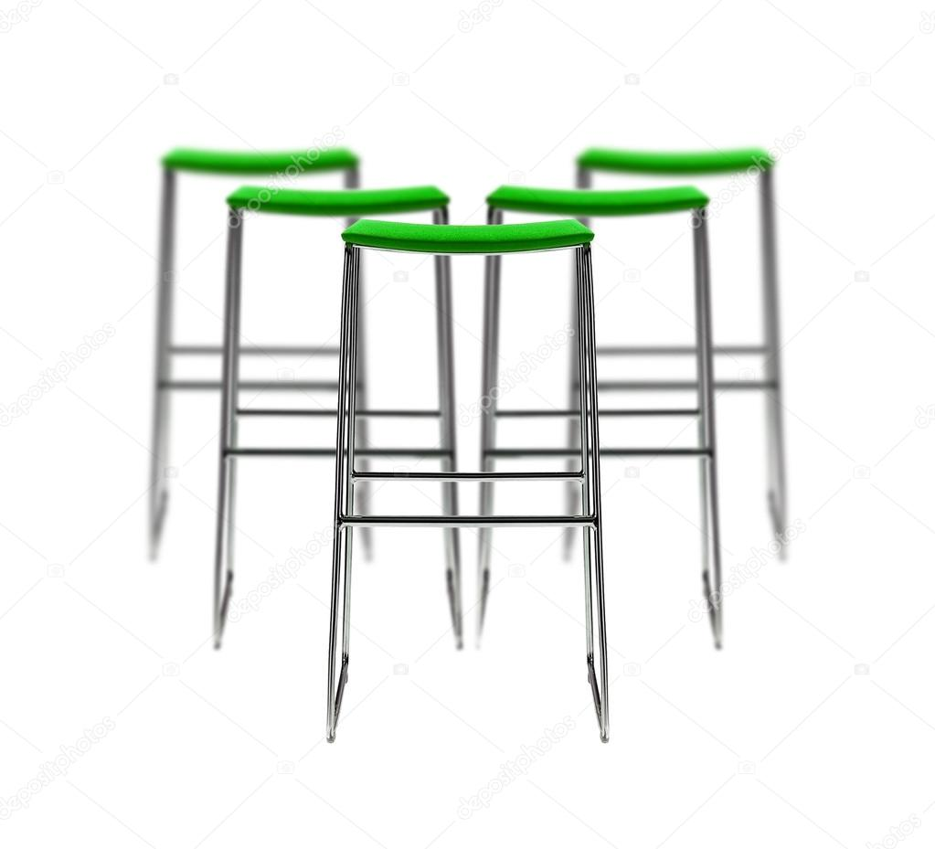 Cafeteria Chairs Stylish Green Cafeteria Chairs Stock Photo Shutswis 92526694