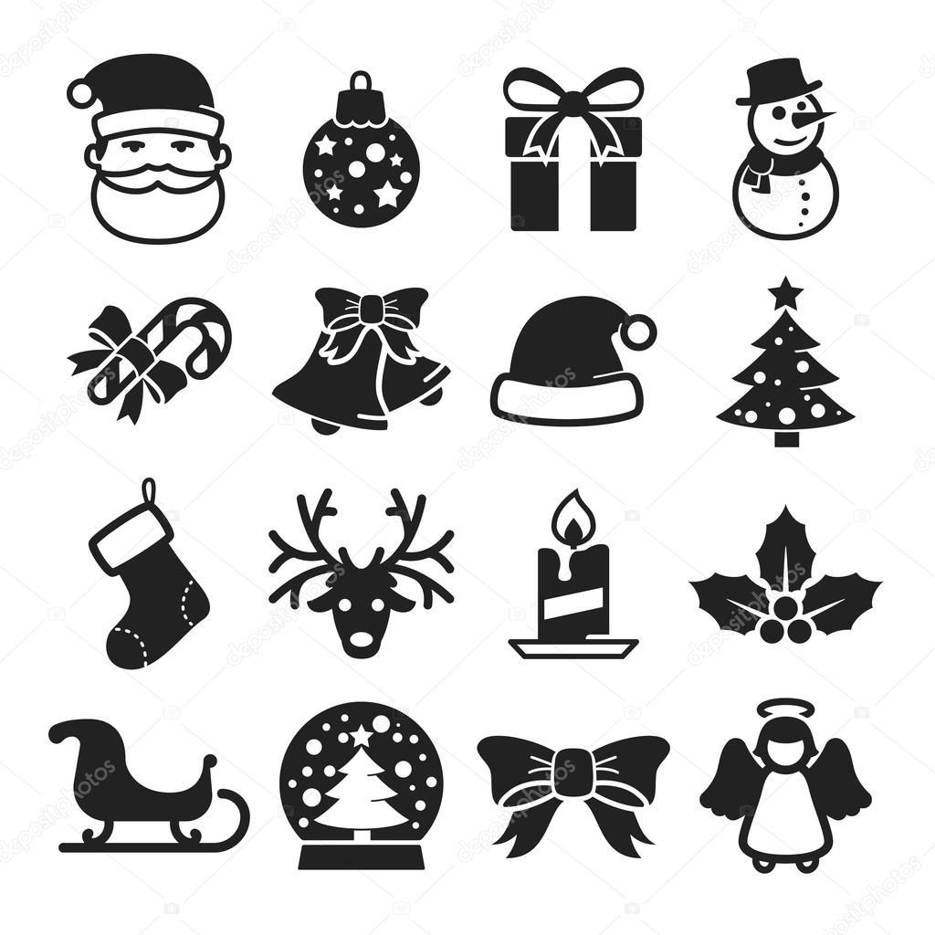 Vector Navidad Icono