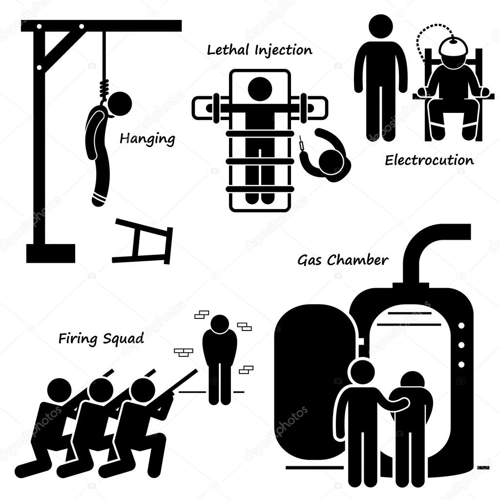 Execution Death Penalty Capital Punishment Modern Methods
