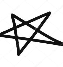star shape clipart stock vector [ 1023 x 773 Pixel ]