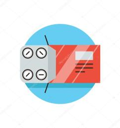 blister pack icon concept stock vector [ 1024 x 1024 Pixel ]
