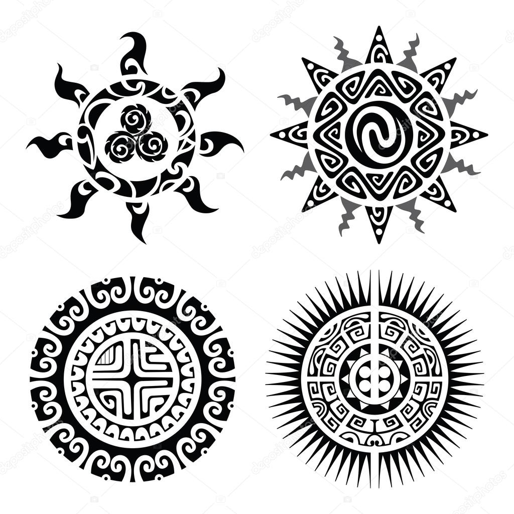 Dibujos Diseño Tatuajes Maories Tatuaje Maori Taniwha Tradicional