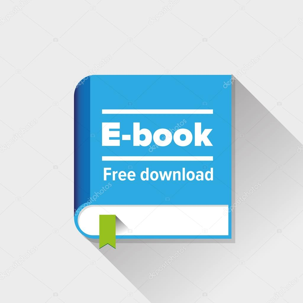 Ebook icon flat vector illustration for graphic and web design,. Ebook Icon Vector Flat Stock Vector Image By C Grounder 59489171