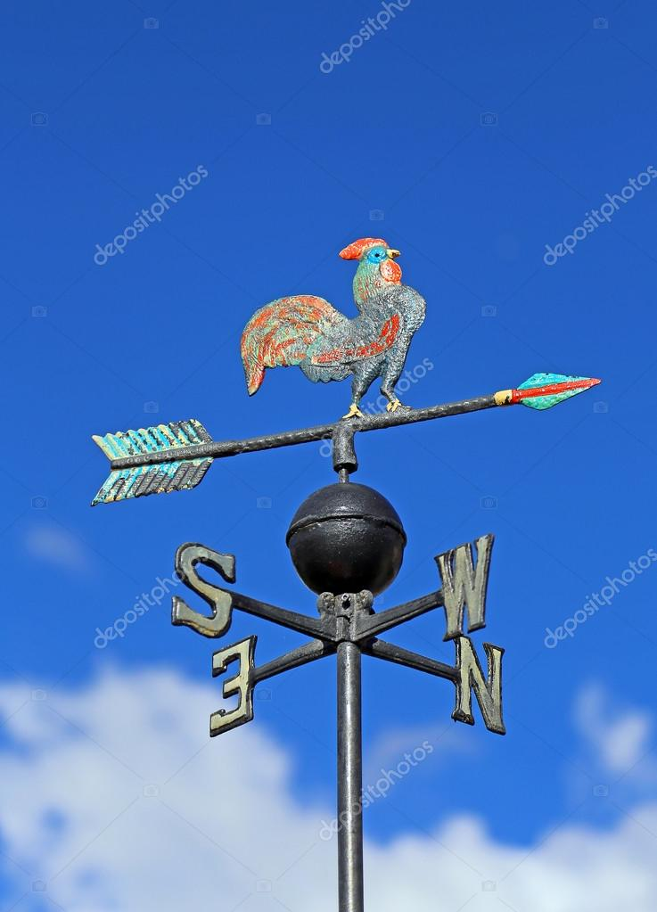 wind vane for measuring