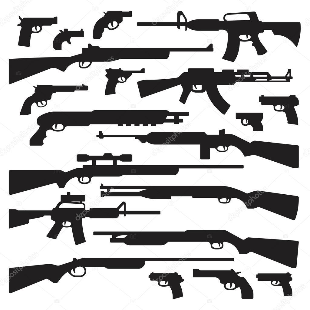 Armas E Armas De Fogo