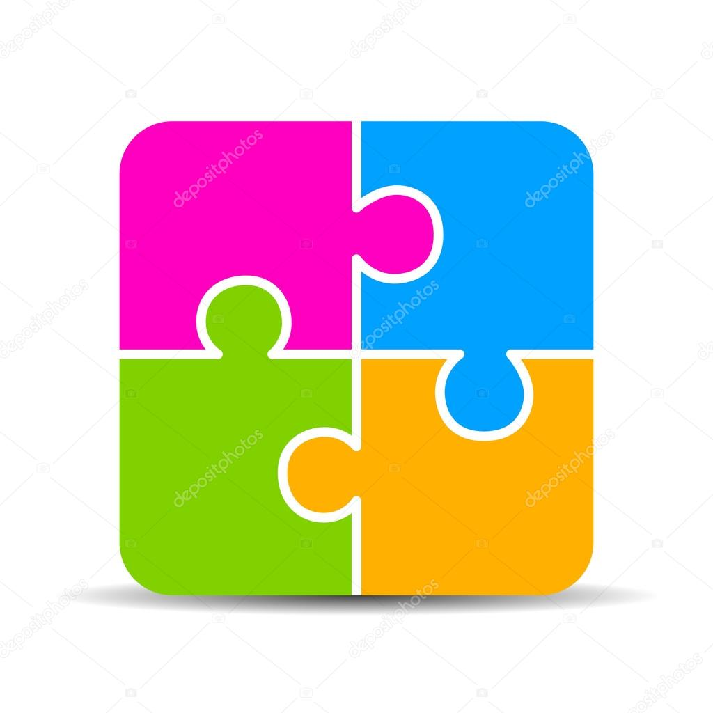 The Gallery For Blank Jigsaw Puzzle Pieces