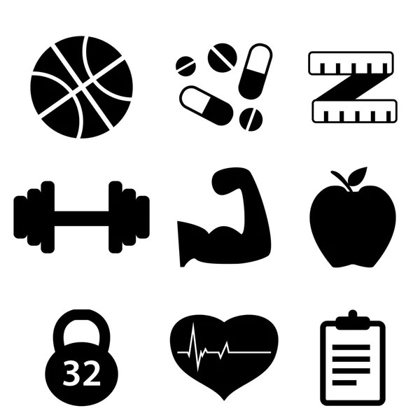 internal human body organs stickers eps10 — Stock Vector