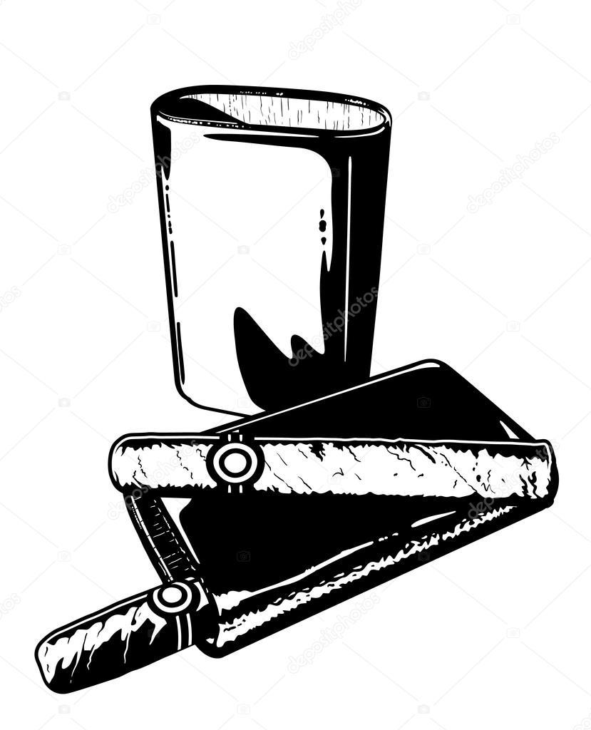 Cigarr vektorgrafik — Stock Vektor © JRMurray76 #92091152