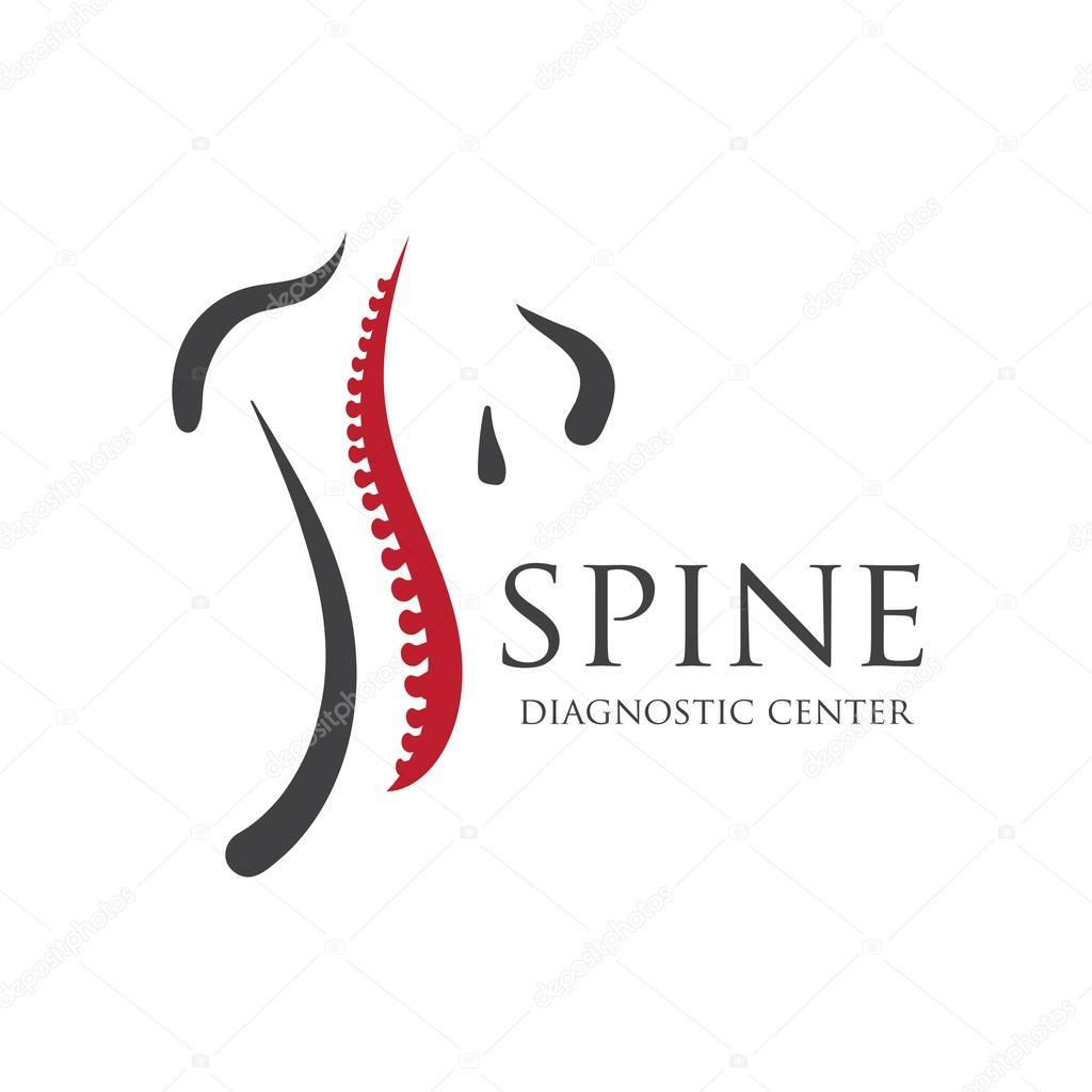 Medical Diagnostic Spine Center Logo