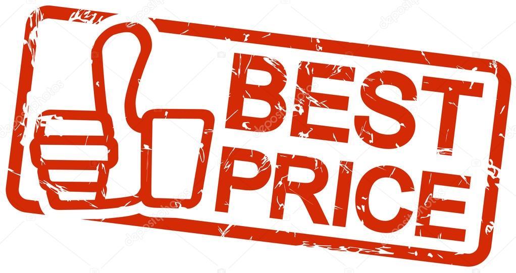 red stamp BEST PRICE  Stock Vector  opicobello 83692818
