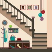 Stairs Stock Vectors, Royalty Free Stairs Illustrations ...