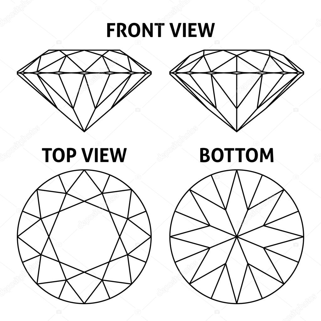 Diamond Gem Icons