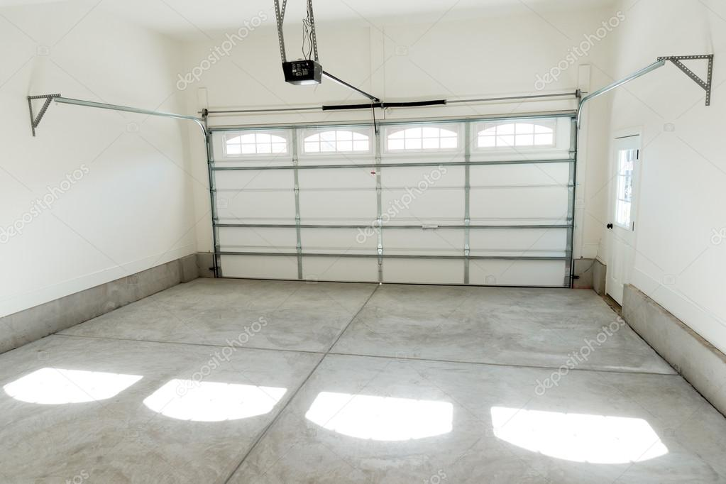 Pictures Car Garage Two Car Garage Interior Stock Photo C Kzlobastov 54852047