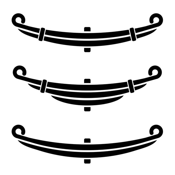 car part symbols — Stock Vector © happyroman #11497037