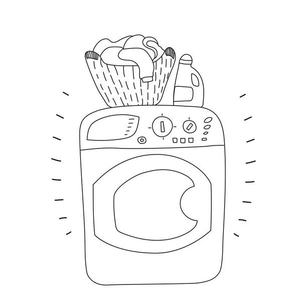 Lavarse Las Manos Dibujo Animado Para Colorear Juvenil De Unas
