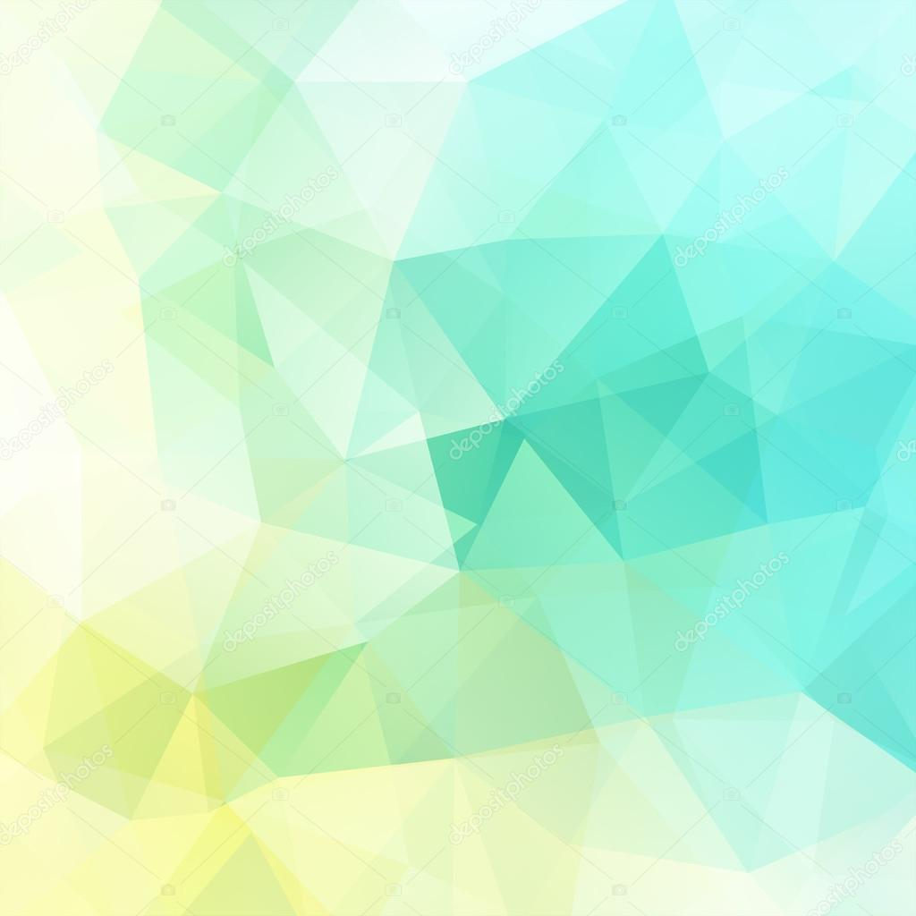 Abstract Background Consisting Of Green Blue White