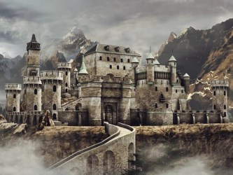 ᐈ Castle stock photos Royalty Free fantasy castle images download on Depositphotos®