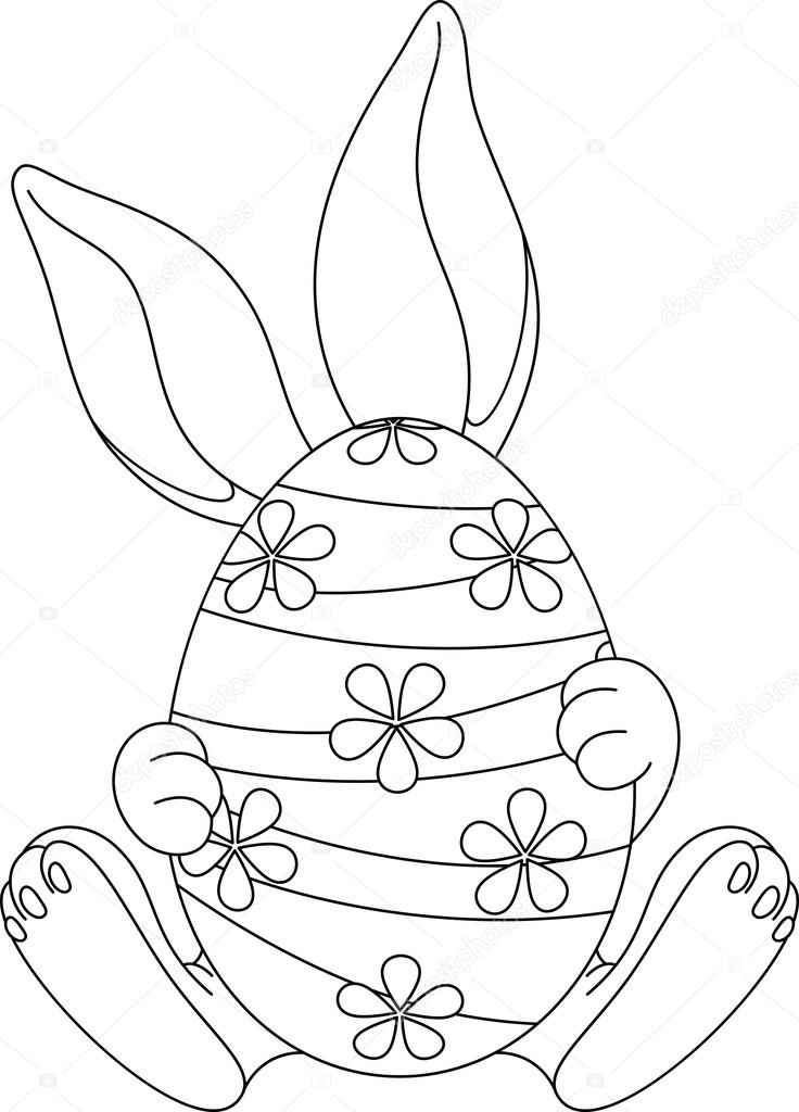 Kolorowanki Wielkanocny