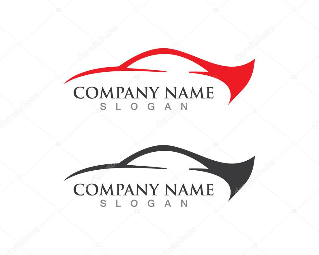 Cars logo fast flash car — Stock Vector © elaelo #104794914
