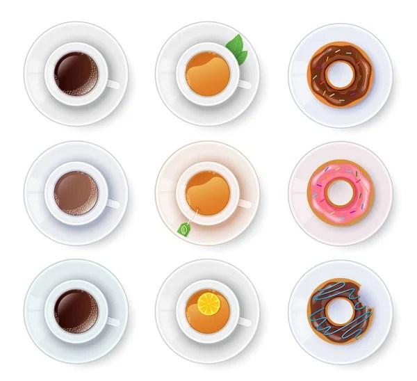 kitchen napkins sink soap dispenser 烘烤甜甜圈的插图 — 图库矢量图像© ammashams #80441122
