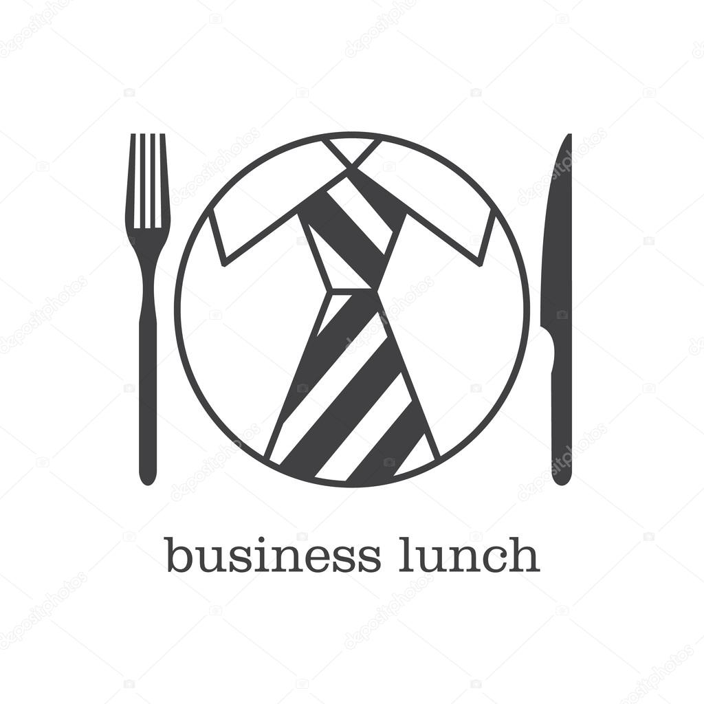 Icon Business Lunch