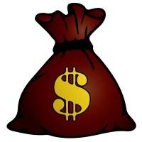 Imgenes: bolsas de dinero