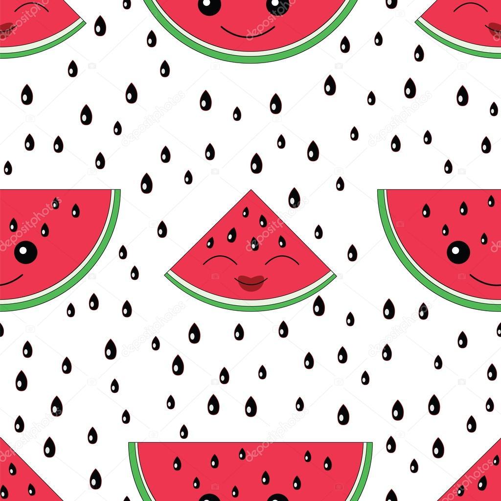 Watermelon Pattern Wallpaper Tumblr