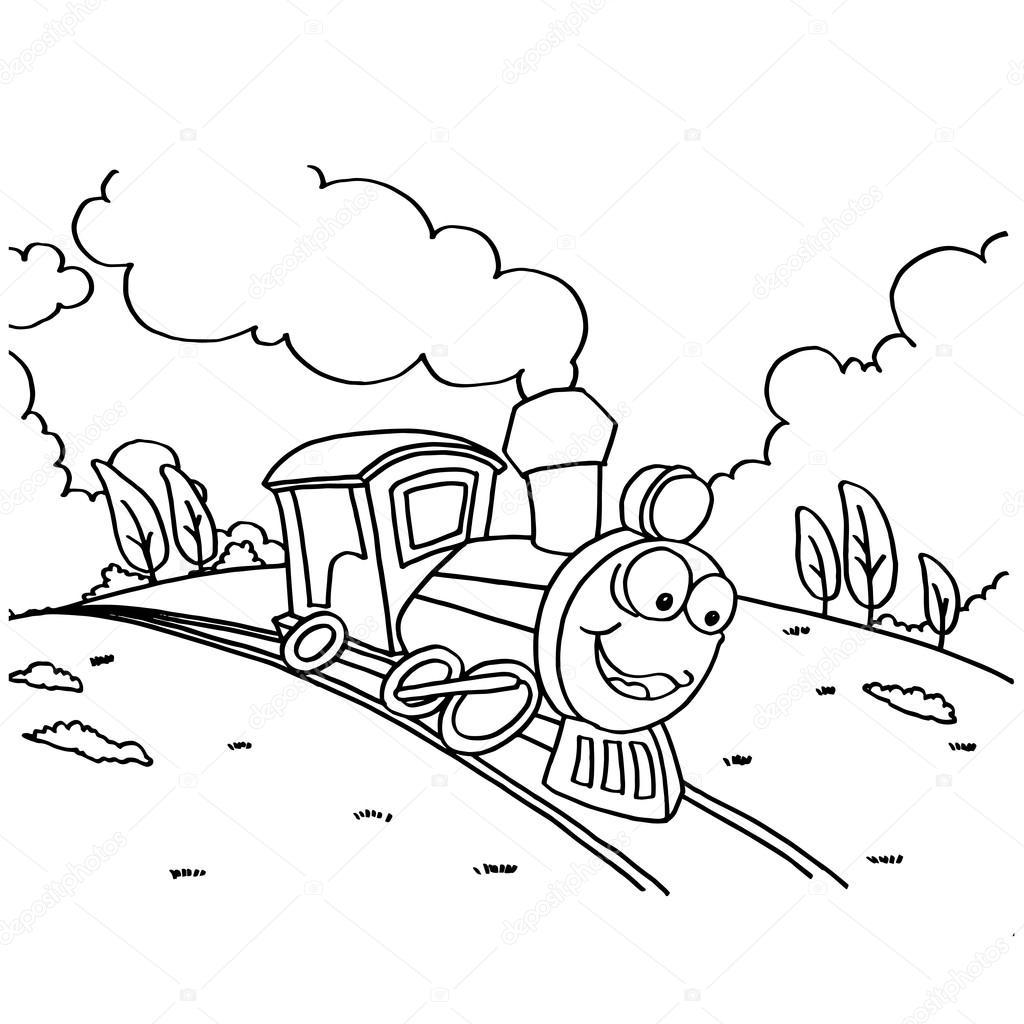 Disegno Di Treno Per Bambini Free Downloads