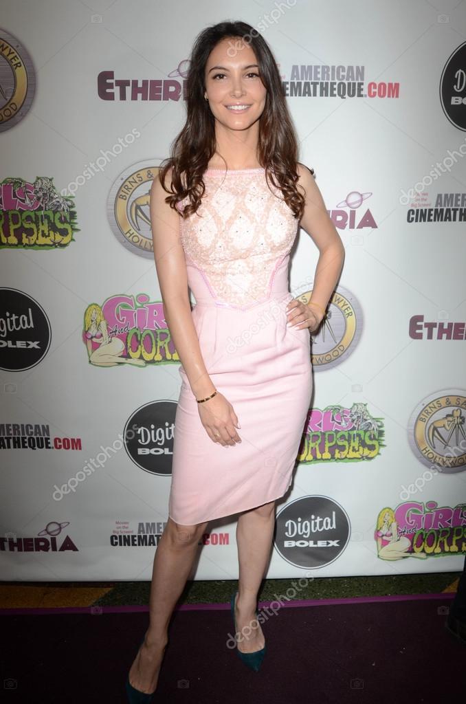 Actress Samantha Robinson – Stock Editorial Photo © s_bukley #113284592