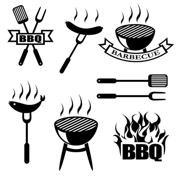 ᐈ Bbq graphic stock vectors, Royalty Free barbecue images