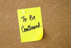 """Résultat de recherche d'images pour """"to be continued"""""""