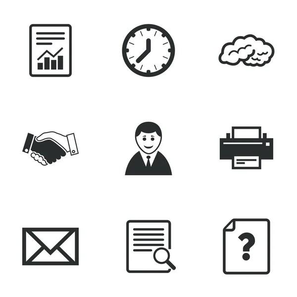 handshake line icon, deal, cooperation, partnership, round