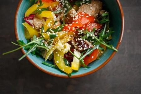мой салат на фотобанке депоситфотос