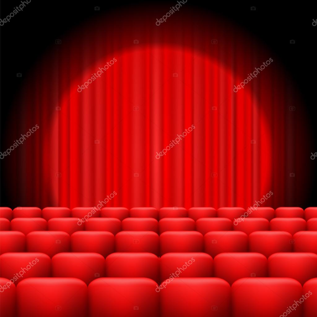 ᐈ Movie Theatre Stock Vectors Royalty Free Movie Theater Seats Backgrounds Download On Depositphotos