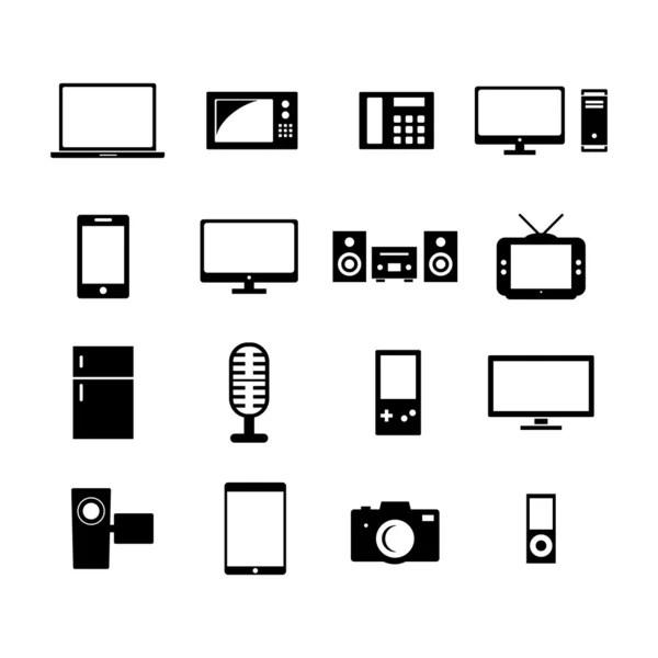 Media and Communication Icon — Stock Vector © Tzubasaz