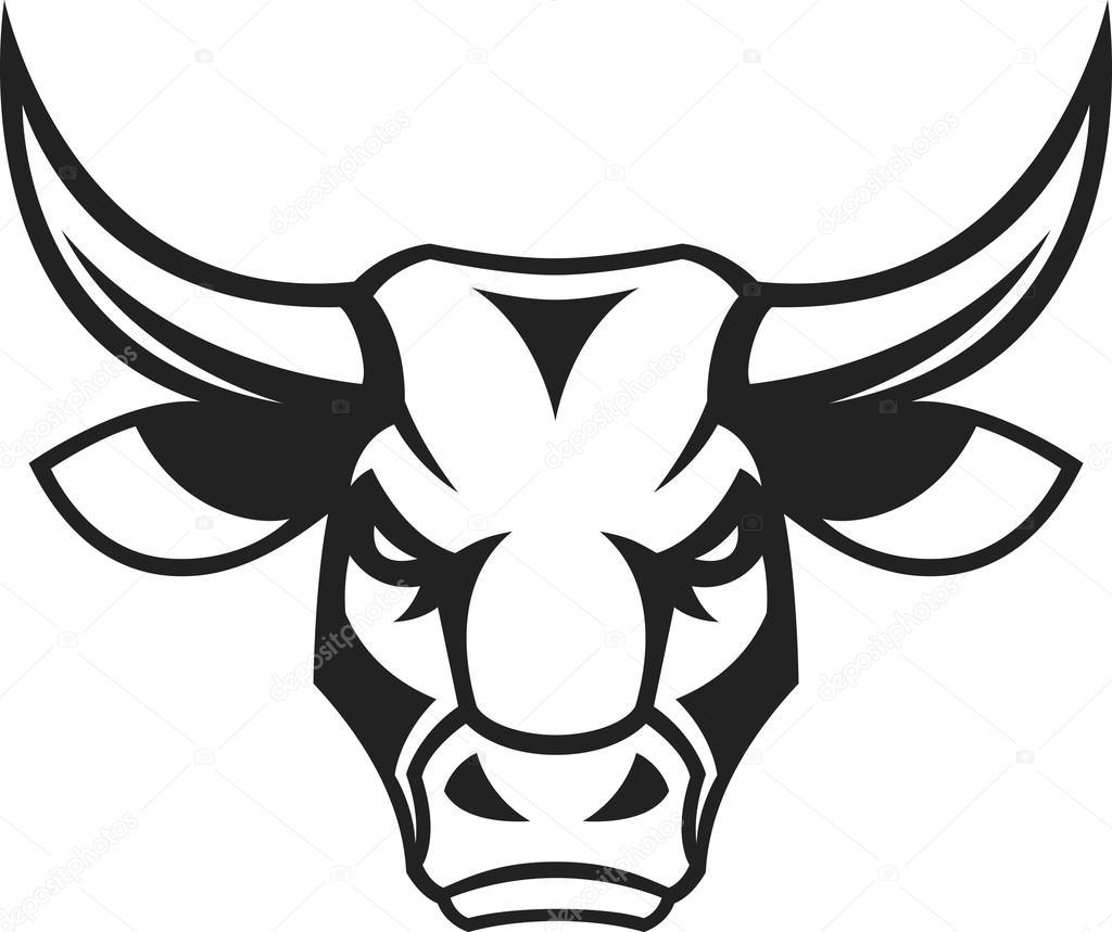 Clipart Bull