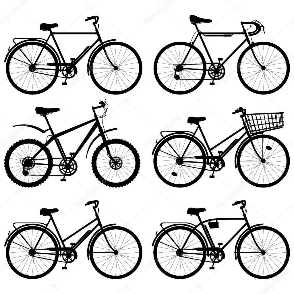 Vector Bicycle Pictogram — Stock Vector © dashadima #75955859