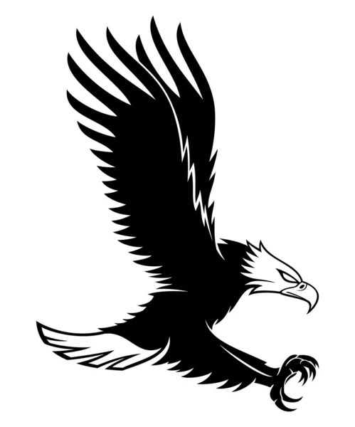 Burung Elang Vector : burung, elang, vector, Cengkeraman, Elang, Vektor,, Ilustrasi, Bebas, Royalti, Depositphotos®