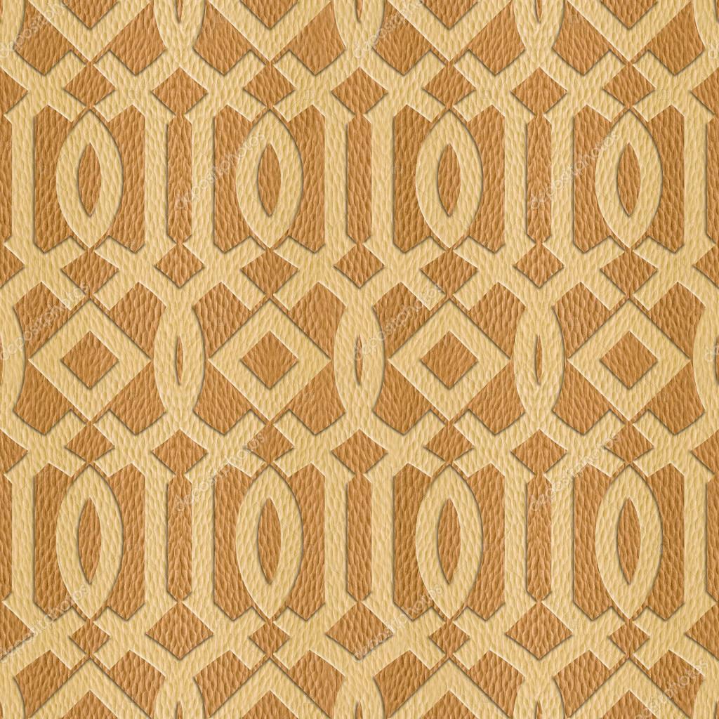 Decorative Arabic pattern