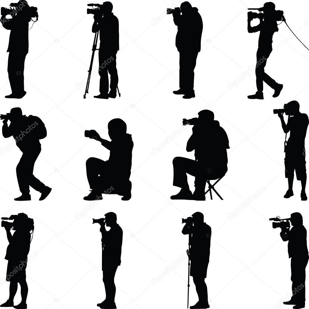 Silueta Paparazzi