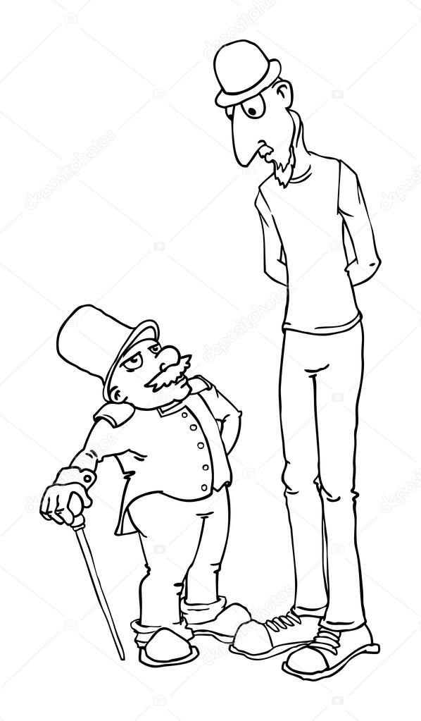 Girl And Boy Colouring Pages