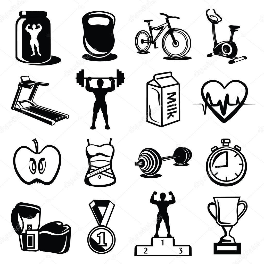 Vector Fitness Culturismo