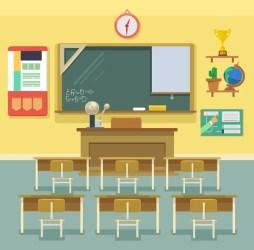 ᐈ Classroom empty stock vectors Royalty Free classroom illustrations download on Depositphotos®