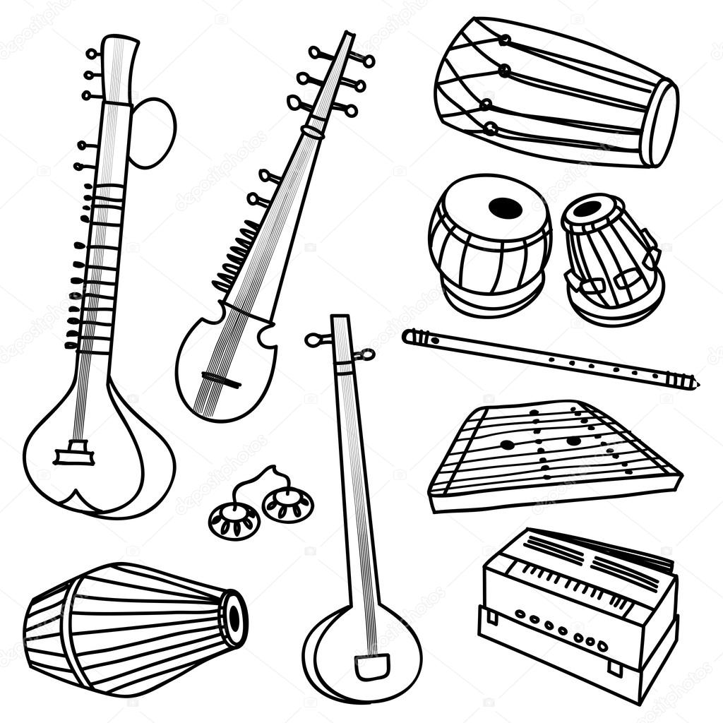 Indian Instruments
