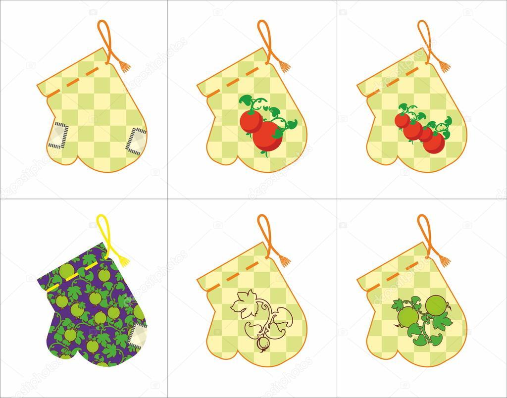 kitchen mat sets diamond sink 厨房隔热垫套 图库矢量图像 c kukuruzik 93972766 图库矢量图片