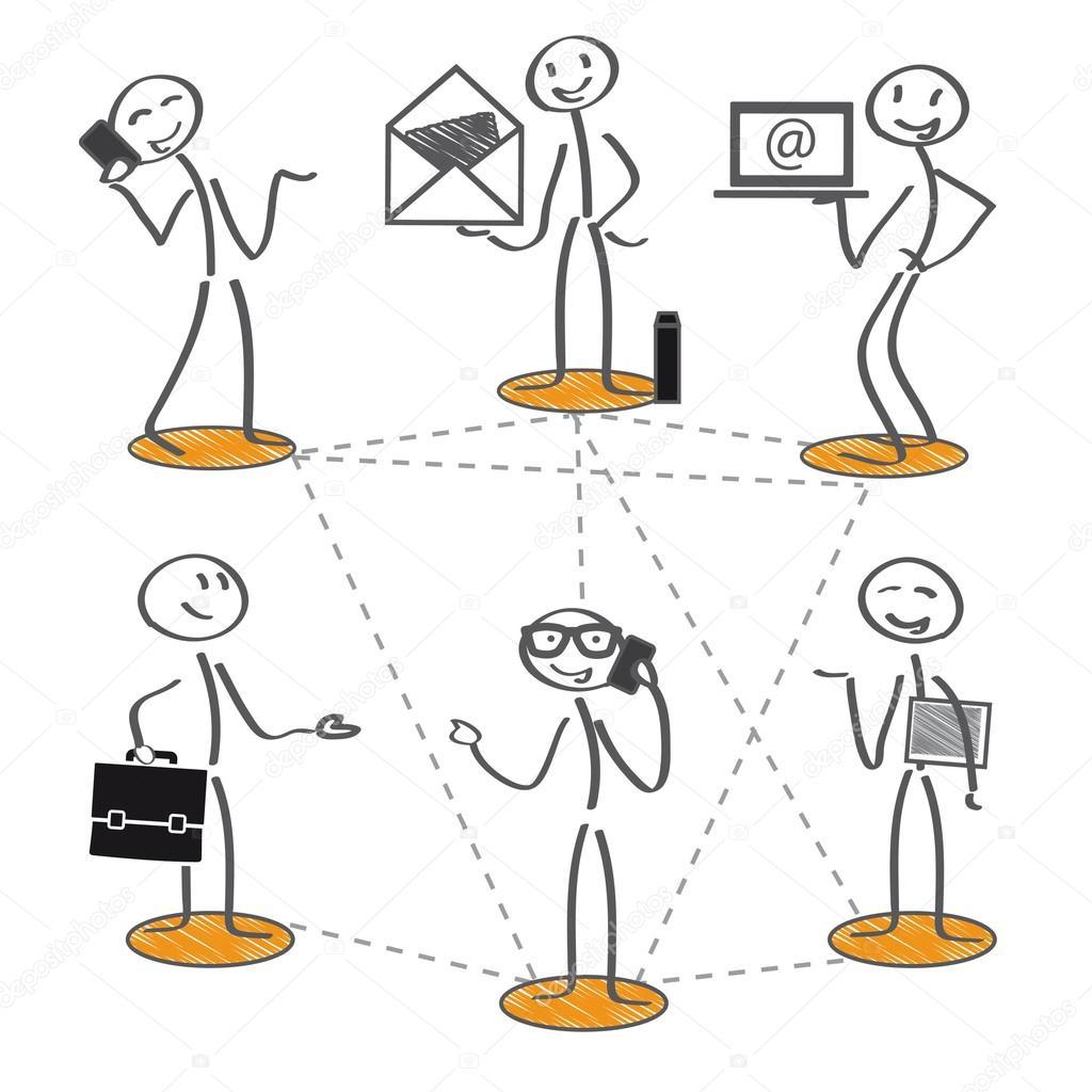 Vernetzung Und Kommunikation