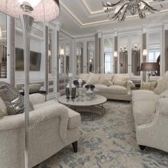 Luxury Living Room Interior Design Photos Of In India Classic Style Stock Photo C Kuprin33 77515286