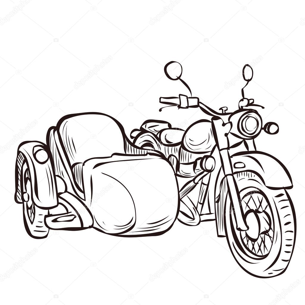 Bmw Ww2 Sidecar Motorcycle